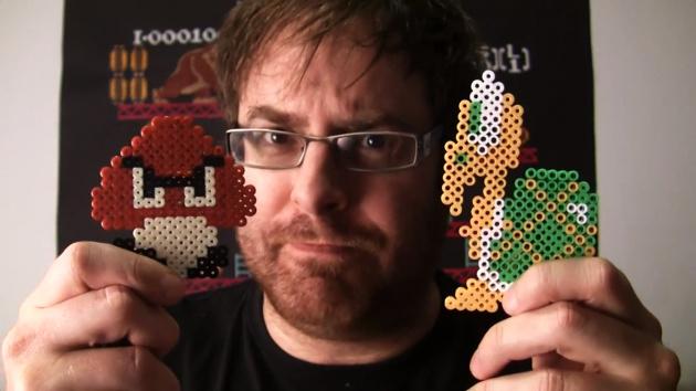 Mario Bros Beads
