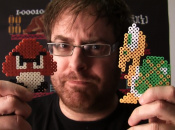 Super Mario Bros. Stop Motion Pixel Art Kickstarter Campaign Hops Over Its Target