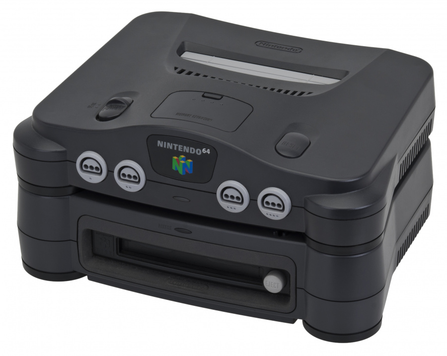 The Nintendo 64DD offered F-Zero customisation