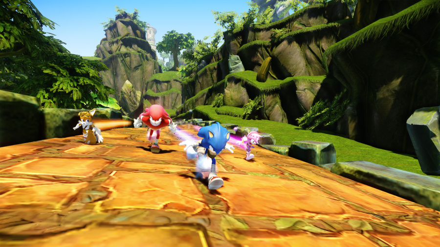 SONIC BOOM VIDEO GAME - 02 Road 1 1391691295