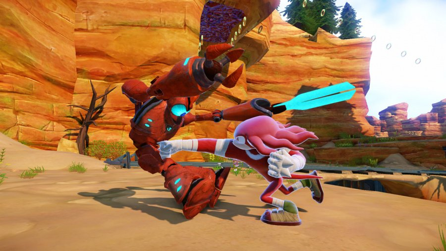SONIC BOOM VIDEO GAME - 06 Knuckles 1391691296