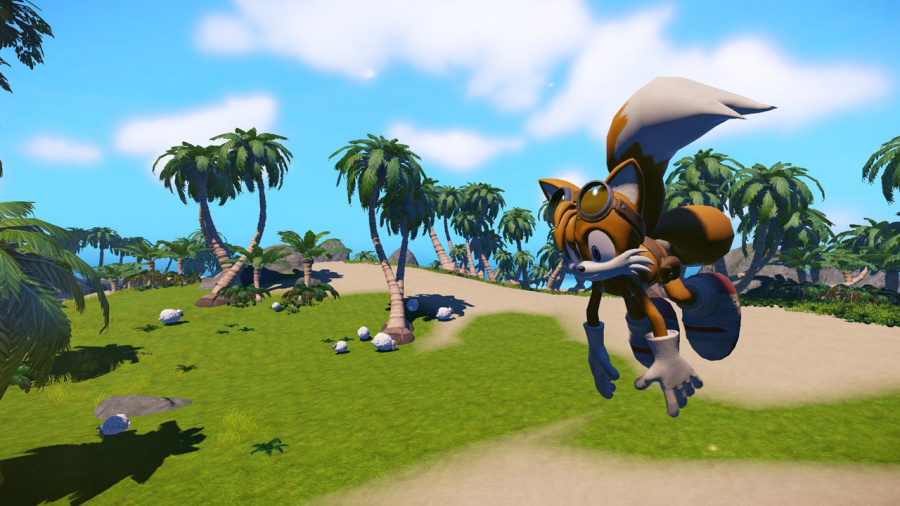 SONIC BOOM VIDEO GAME - 04 Tails 1391691296