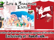 "The UK Is Getting A Senran Kagura Burst ""Life And Hometown"" Special Edition"