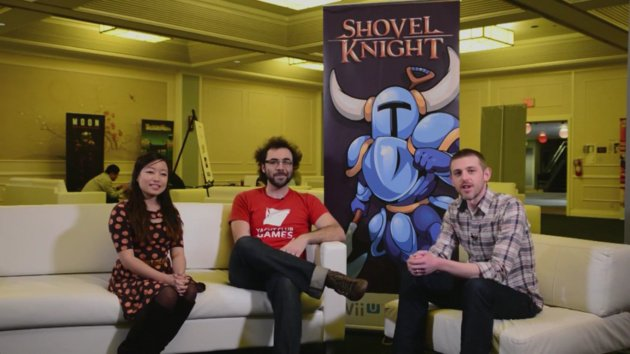Shovel Knight Nintendo Minute