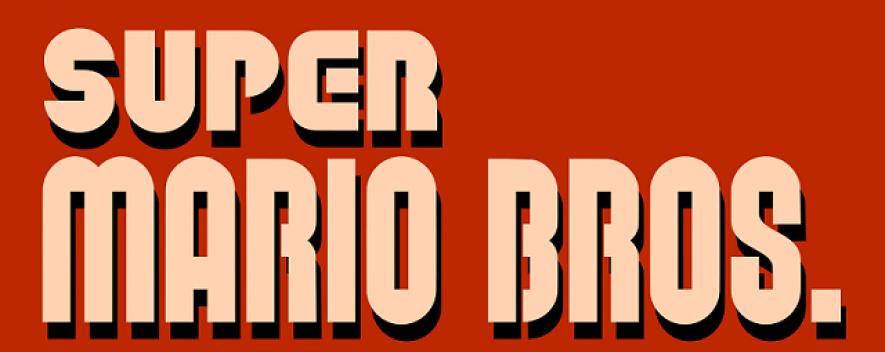 Super Mario Bros Logo1