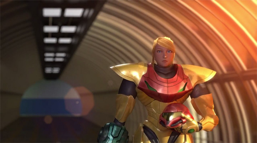 Samus Is Sad