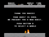 Super Mario Bros. Record For Lowest Score is Beaten