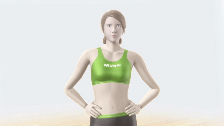 Wii Fit Trainer - Image