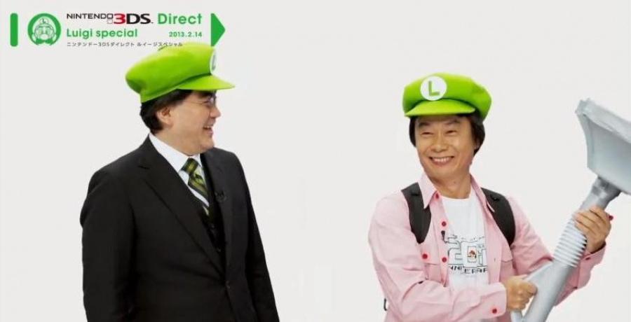 Luigi Iwata Miyamoto