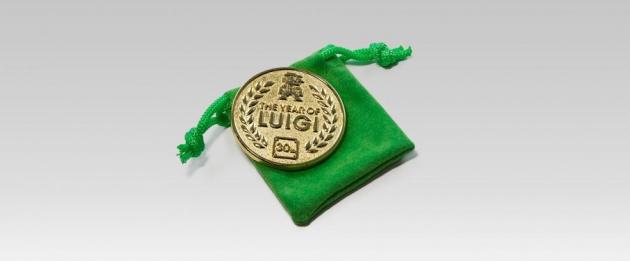 Luigi Coin