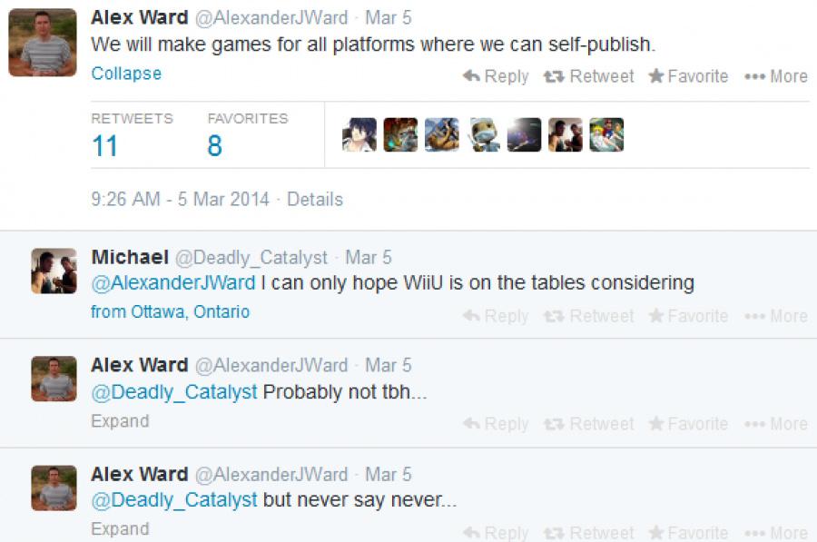 Ward Tweets 1
