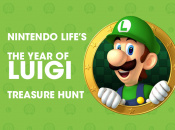Grab an Exclusive Year of Luigi E3 Coin in our Treasure Hunt