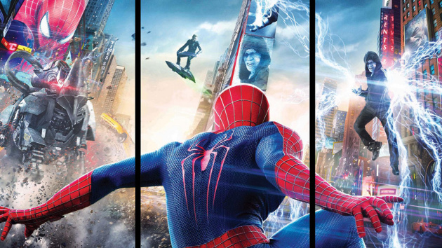 1280 Amazing Spider Man 2- Poster