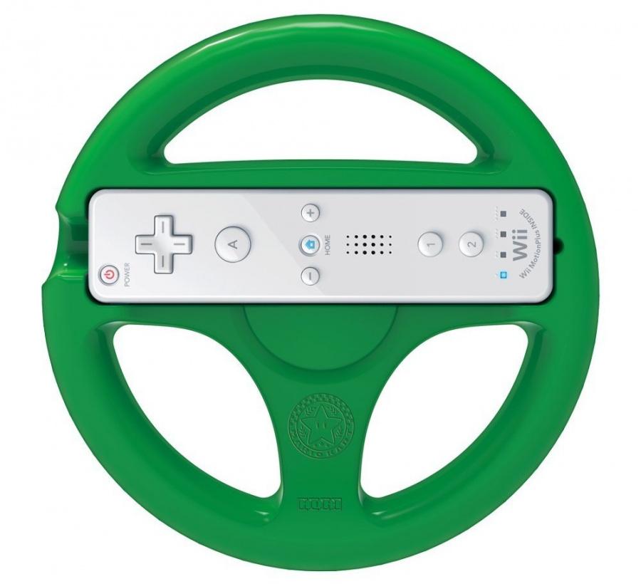 Luigi Wheel Back