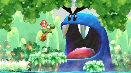 3 DS Yoshi New Island 021314 Scrn01
