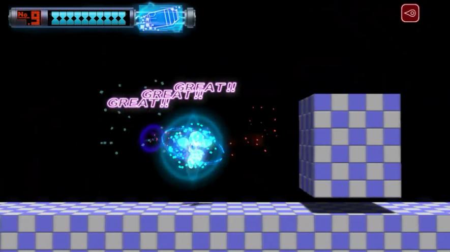 Mighty No9 Screen GDC