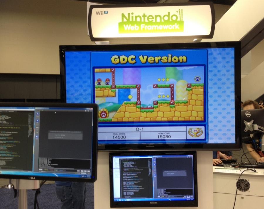 Nintendo Web Framework - GDC 1