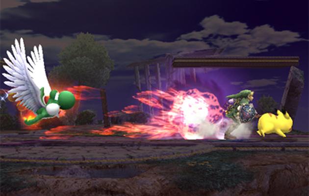 Yoshi Smash