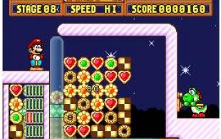 Yoshi's Cookie - SNES