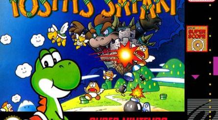 Yoshi's Safari - SNES