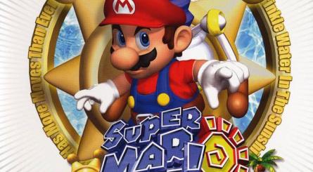Super Mario Sunshine (Gamecube)