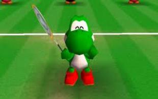 Yoshi Tennis