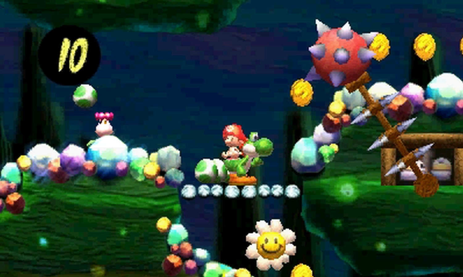 Yoshis New Island Ds
