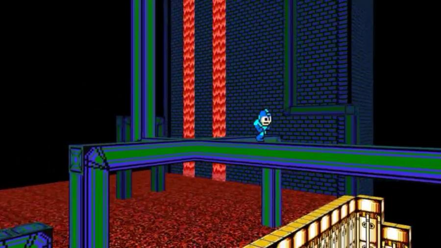 Mega Man 25 D