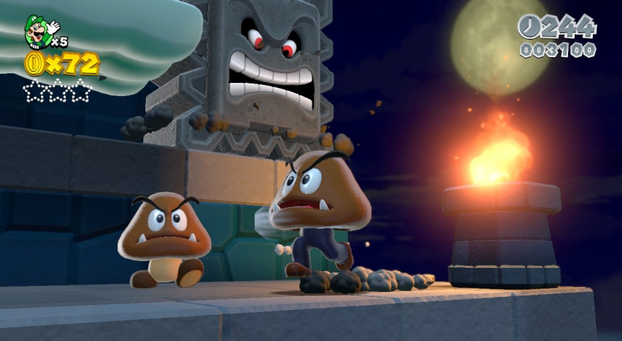 Mario 3 D World Goomba