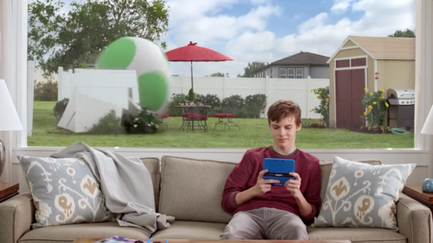 Yoshi Commercial