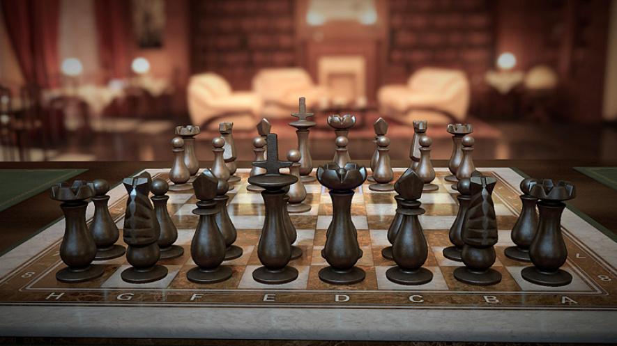 Chess Screen Big