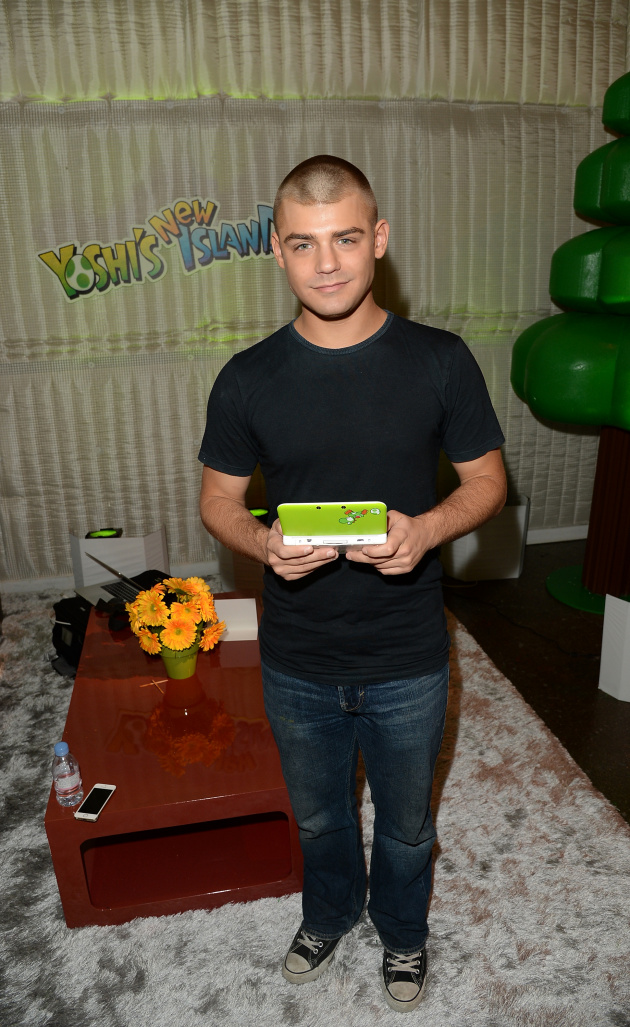 Garret Clayton of Teen Beach Movie