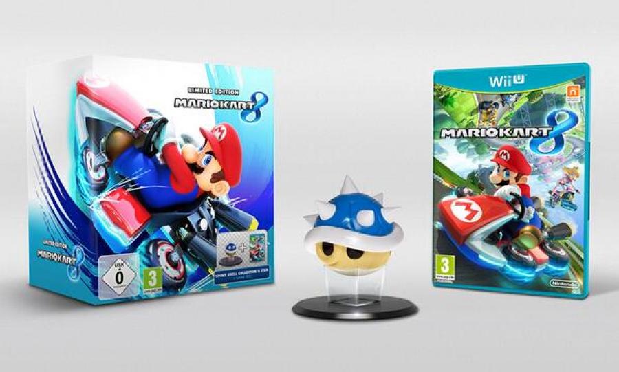 Mario Kart 8 Bundle New