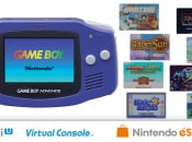 Nintendo of Europe Confirms Upcoming Game Boy Advance Wii U Virtual Console Releases