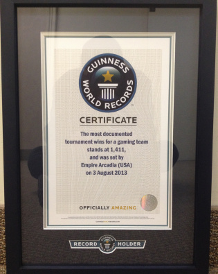 Guinness World Record 2013