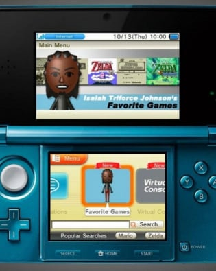 Triforce 3 DS