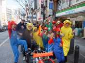 Real-Life Mario Kart Event Brings a Community Together in Japan
