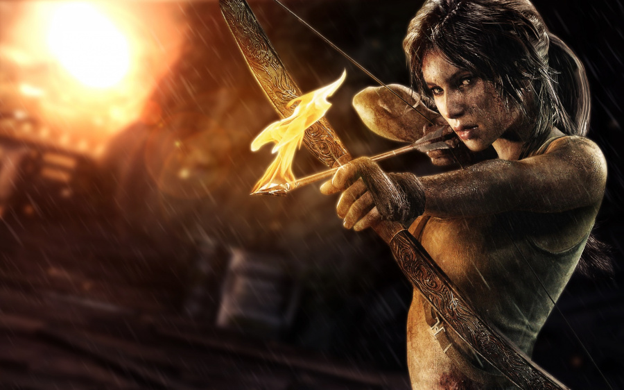 The recent Tomb Raider reboot shows how far the industry has come with regards to strong female leads, but some things haven't changed