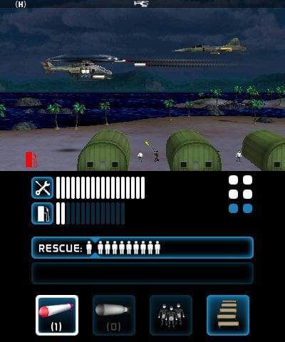 Sff Enemy Jet Fires Missile