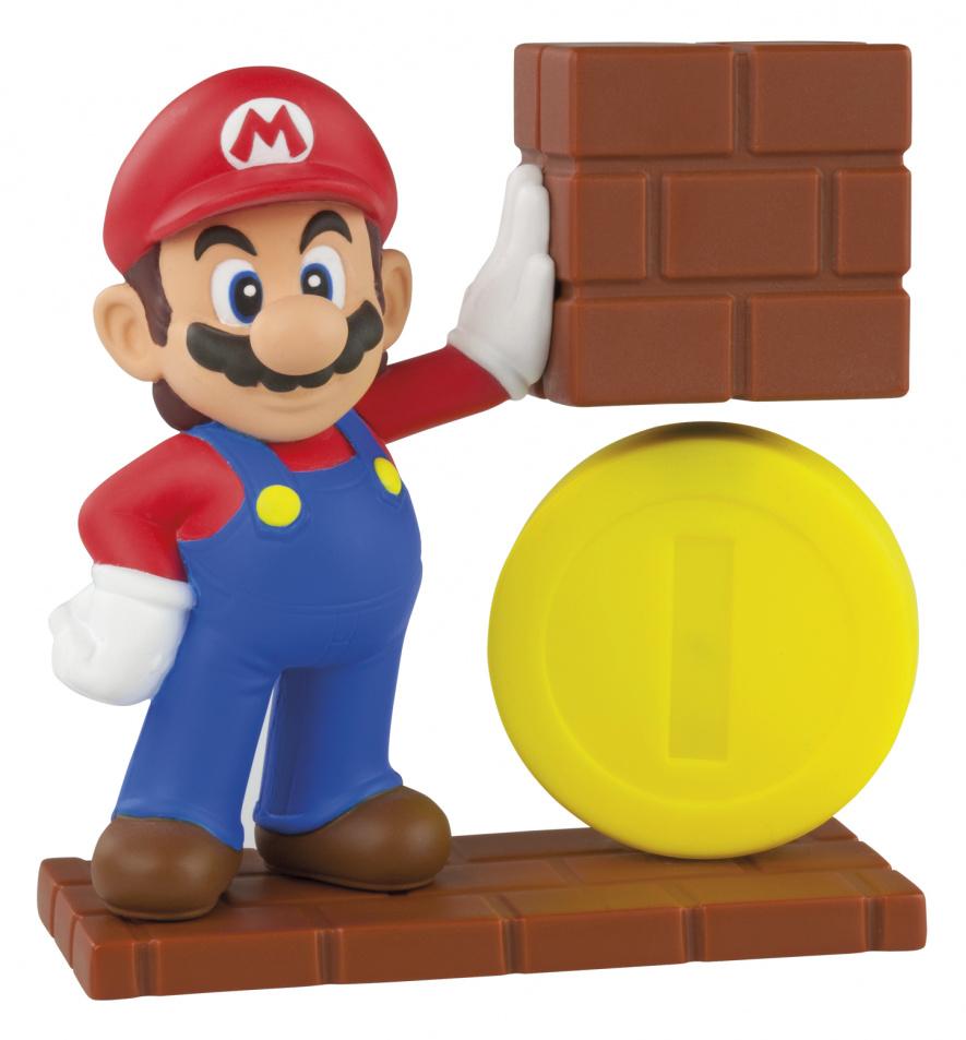Mario Levitating Brick Nofx