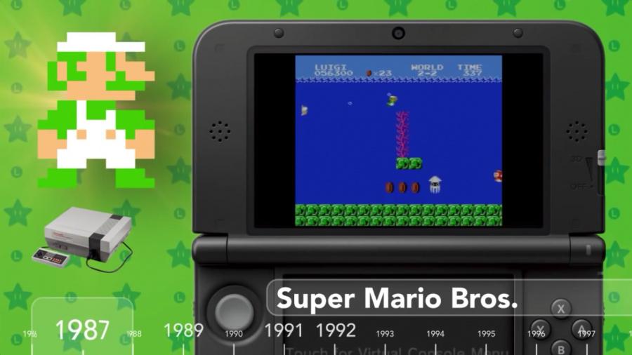 Luigi Mario Bros