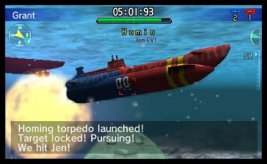 Steel Diver Sub Wars 2