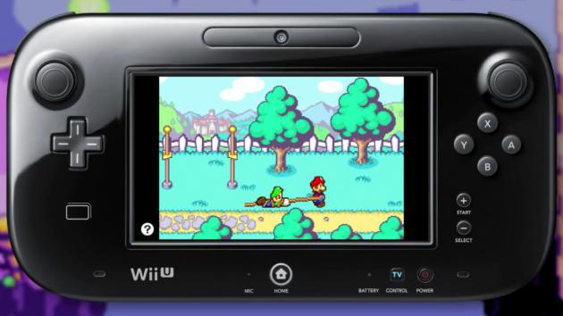 GBA Wii U