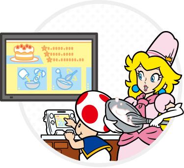 Wii U Baking