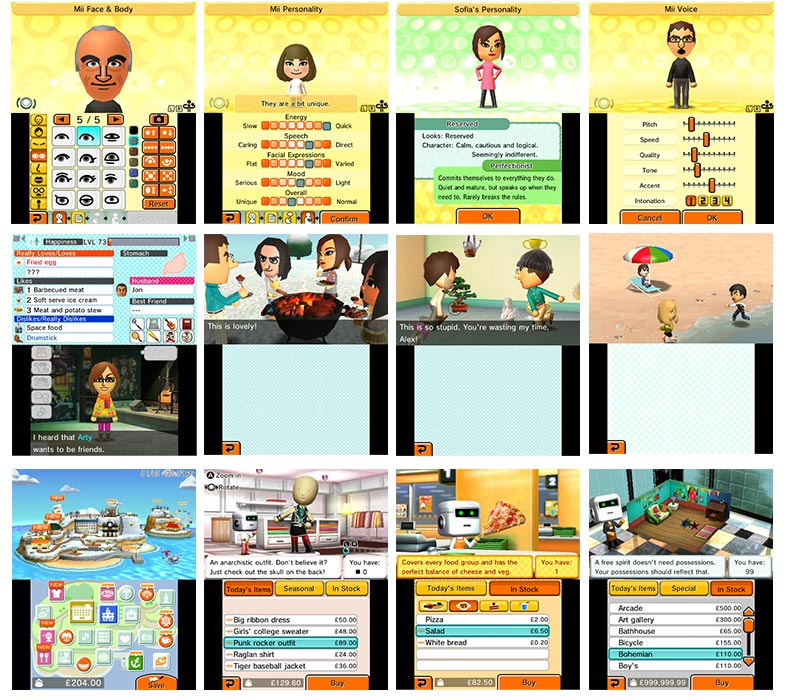 Does seeing these new images of tomodachi collection hype you up even