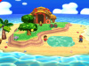 Tortimer Island Confirmed as a New 3DS Stage in Super Smash Bros.