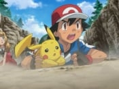 This Pokémon XY The Movie - The Cocoon of Destruction & Diancie Trailer is Rather Dramatic