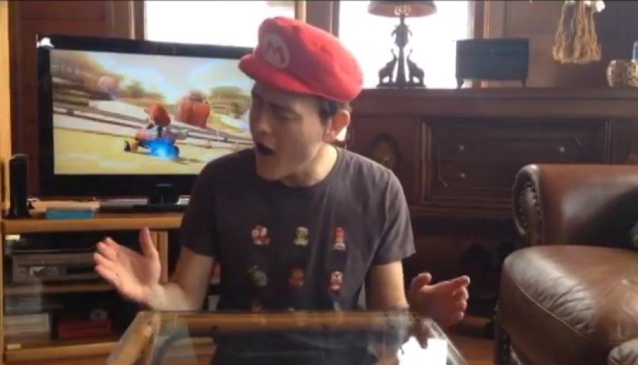 Mario Kart 8 Song