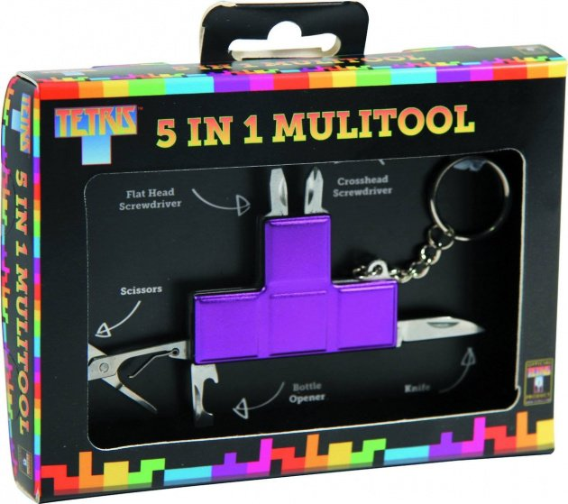 Tetris Multitool