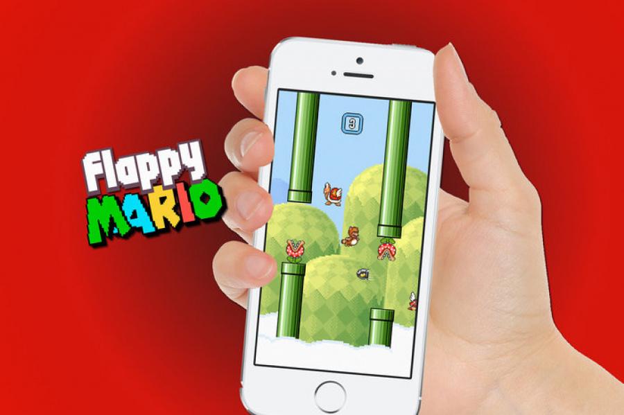 Flappy Mario